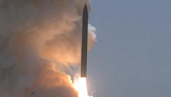 ВКС России успешно испытали модернизированную ракету системы ПРО