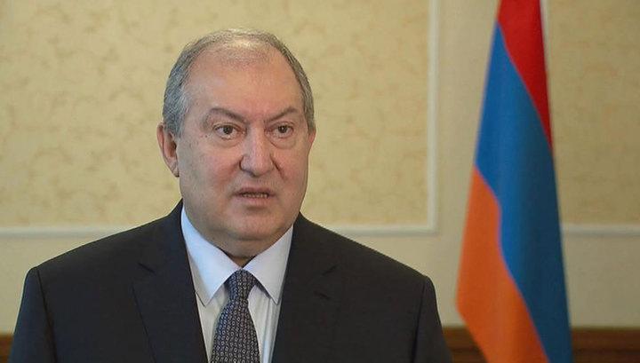 Армен Саркисян: пора создавать новую Армению