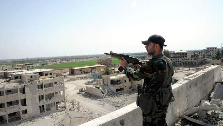 "В Сирии уничтожены 70 боевиков ""Джебхат ан-Нусры"""