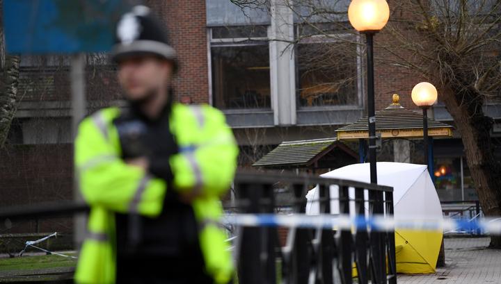 Лондон отказывается сотрудничать с Москвой по делам Глушкова и Скрипалей