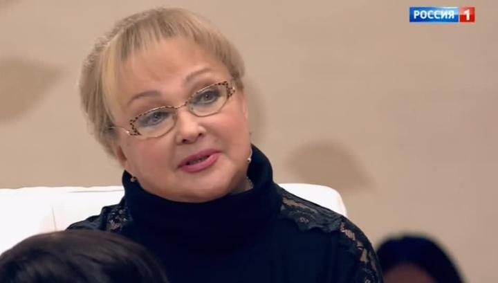 Наталья Гвоздикова узнала о второй семье идеального мужа Жарикова от журналистки