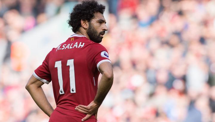 Салах повторил рекорд чемпионата Англии, забив 31 мяч в премьер-лиге
