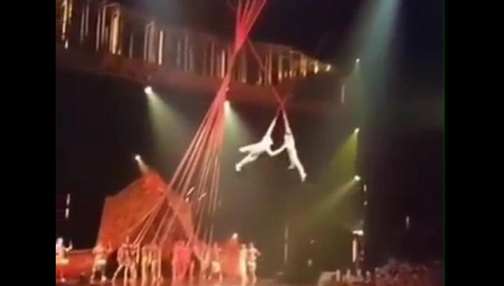 Гимнаст Cirque du Soleil разбился насмерть во время выступления во Флориде
