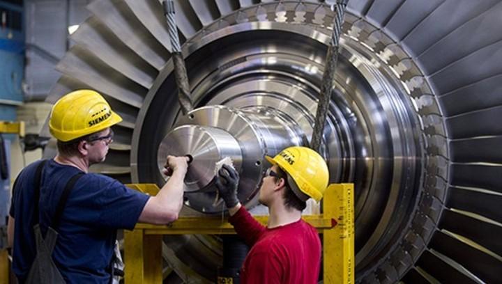 """""""Газпром"""" купит турбины Siemens для Грозненской ТЭС"""
