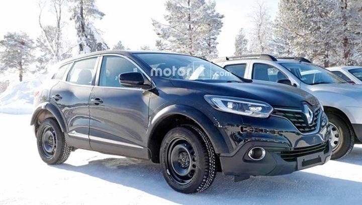 Новый кроссовер Renault для России будет похож на BMW