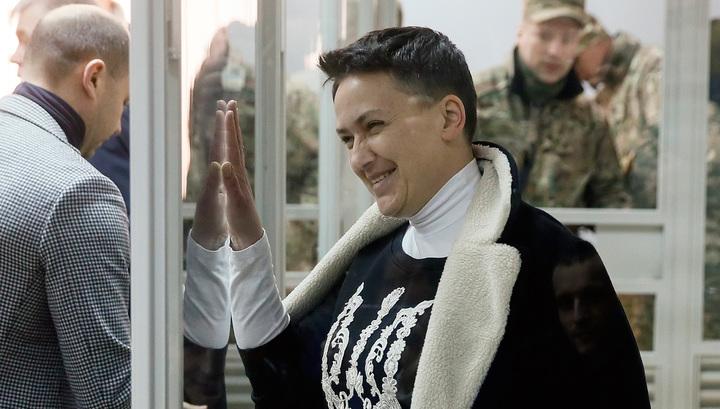 На Украине Апелляционный суд продлил арест Надежде Савченко еще на два месяца