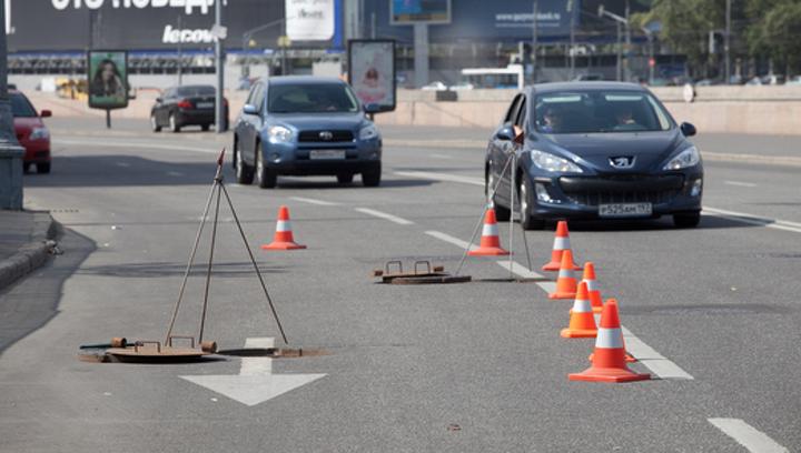В России готовятся новые правила проведения дорожных работ