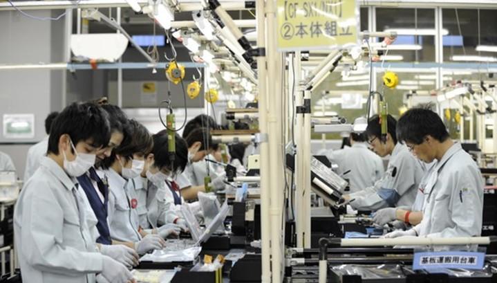 Оптимизм японских компаний ослаб в I квартале