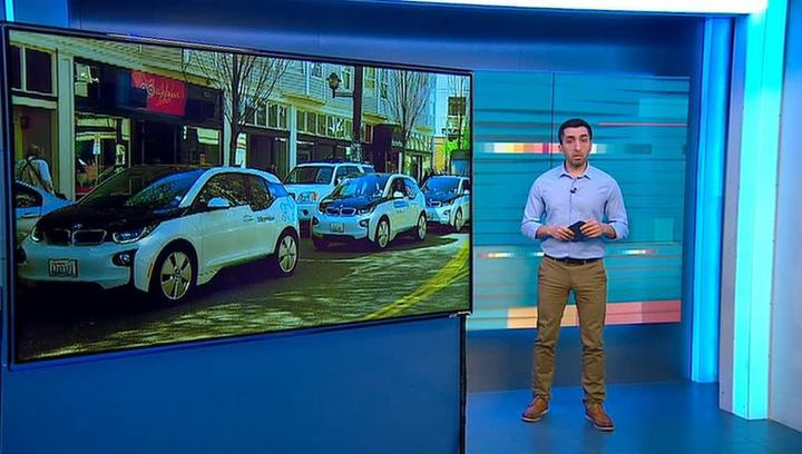 Вести.net: BMW и Mercedes будут вместе развивать каршеринг
