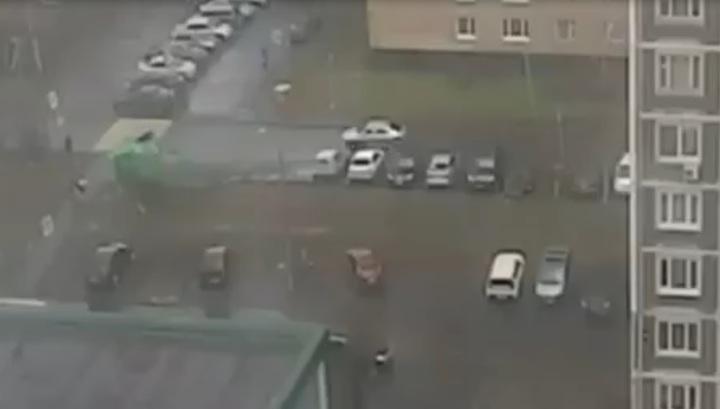 Трагедия в Москве: гибель ребенка во время урагана попала на видео