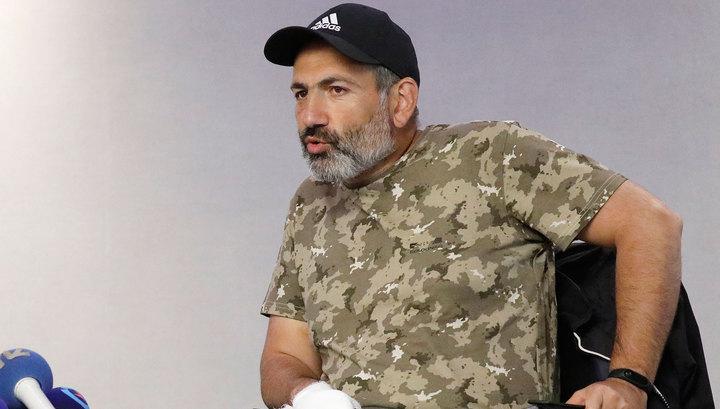 Пашинян готов возглавить Армению, если его делегирует народ