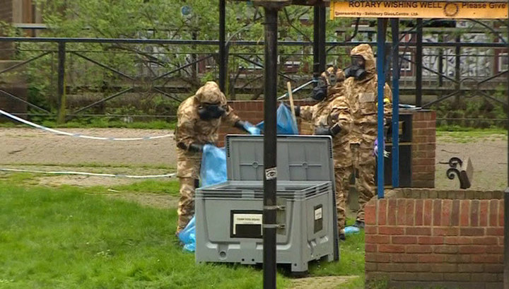 В Великобритании определили уровень угрозы для жителей Эймсбери и Солсбери