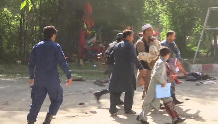 На востоке Афганистана смертник взорвал митинг протеста