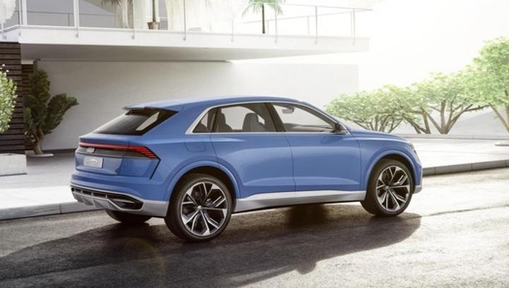 Audi посвятила своему новому кроссоверу целый сериал