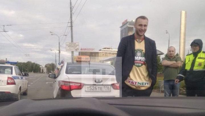 """Хоккеист """"Ак Барса"""" Косов отметил чемпионство в КХЛ ездой в нетрезвом виде"""