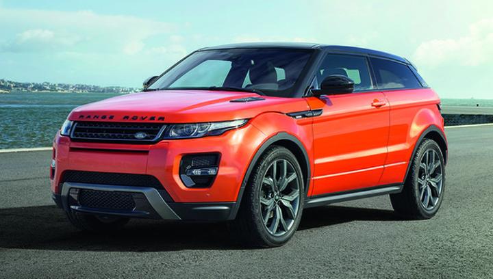 Компания Land Rover похоронила трехдверный кроссовер Evoque