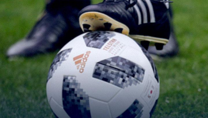 На Красной площади открывается Парк футбола