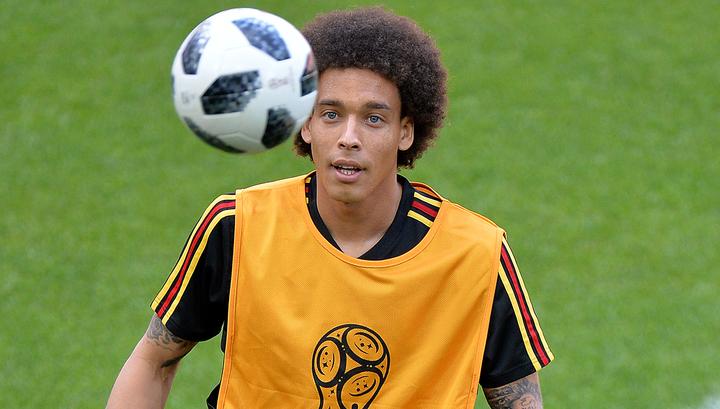 Витсель, Лукаку и Азар выйдут в старте сборной Бельгии против Туниса