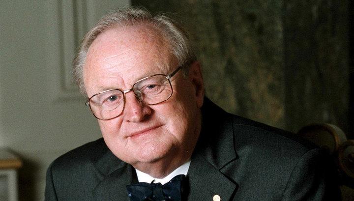 Умер нобелевский лауреат по медицине Арвид Карлссон