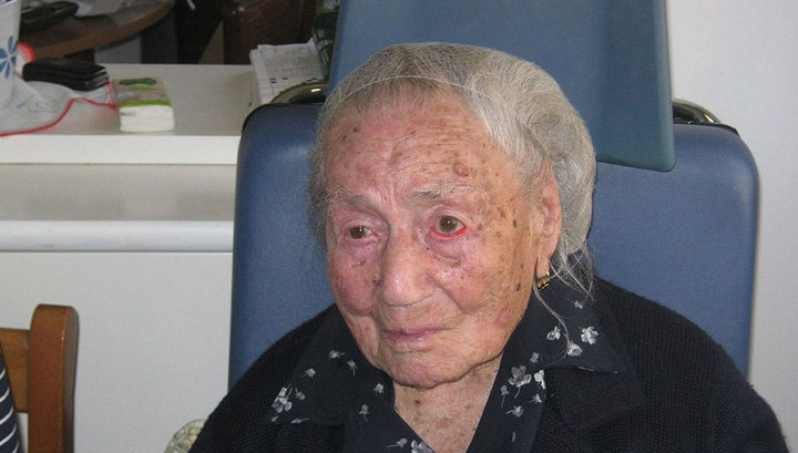 Ушла из жизни самая пожилая женщина Европы
