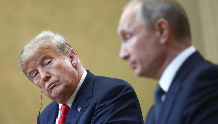 """Лидеры России и США """"пересекутся на ногах"""""""