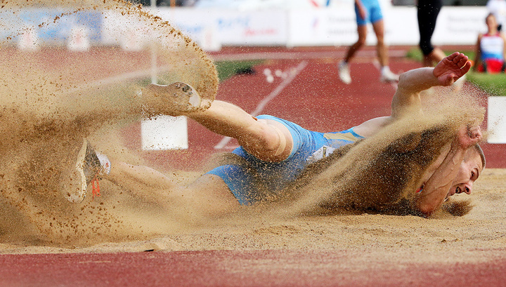 Российский легкоатлет Копейкин дисквалифицирован на четыре года за допинг