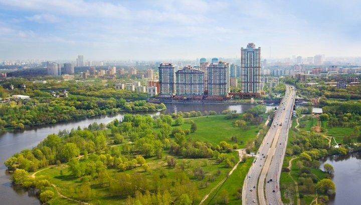 Москва стала вторым в мире зеленым мегаполисом