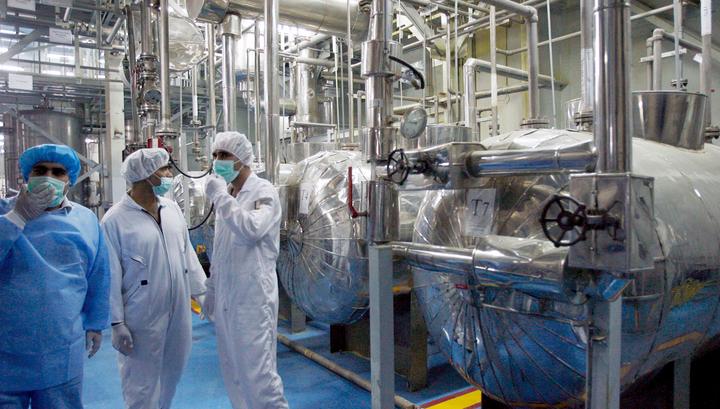 Иран заявил о возвращении из России второй партии обогащенного урана