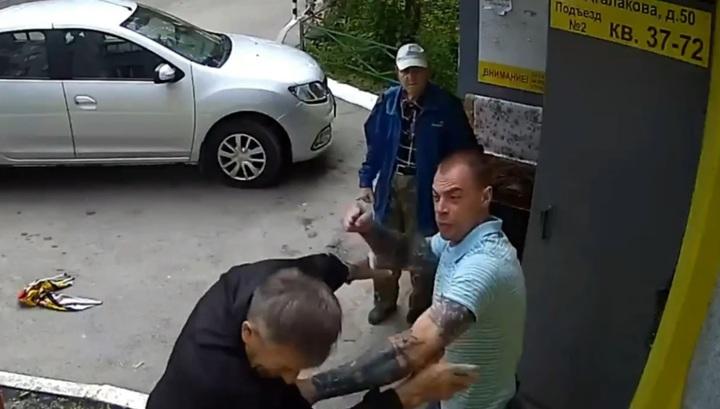 Избивший ветерана ВОВ челябинец сам пришел в полицию