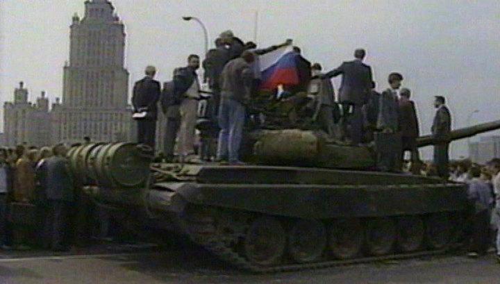 Мужество или запой во время путча: интервью Руцкого о Ельцине спровоцировало скандал