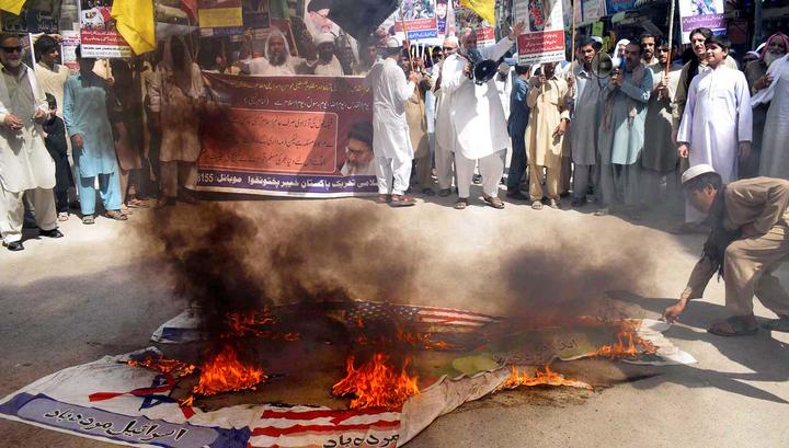 США приняли решение не выделять $300 млн помощи Пакистану