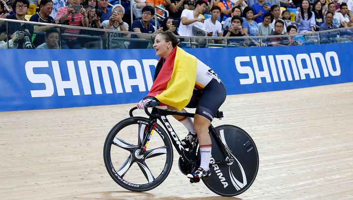 Олимпийскую чемпионку Кристину Фогель парализовало после падения на тренировке