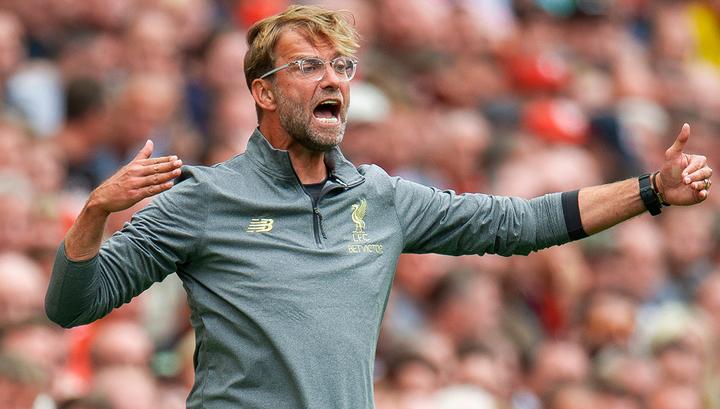 """Тренер """"Ливерпуля"""" Клопп хочет создать самую неприятную для соперников команду"""