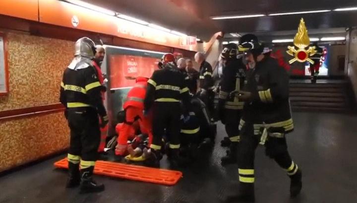 ЦСКА выступил с официальным заявлением по поводу случившегося в римском метро