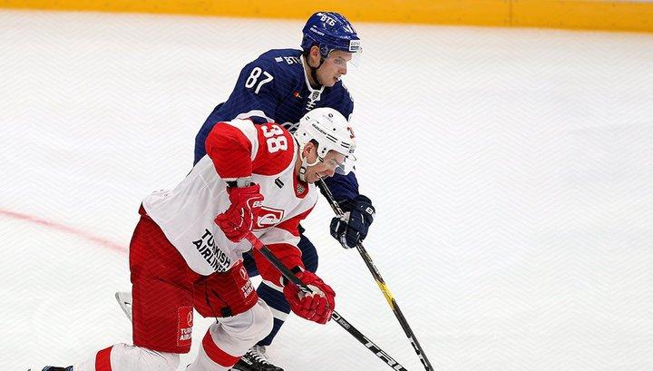 Вадим Шипачев будет капитаном хоккейной сборной России на третьем этапе Евротура