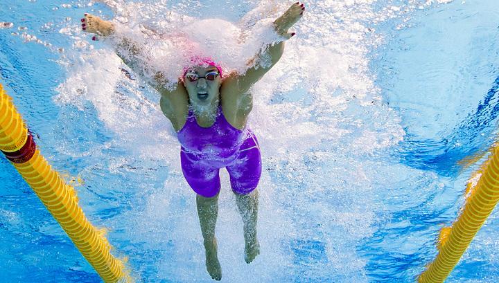 Плавание. Ефимова и Пригода поддержали почин Морозова