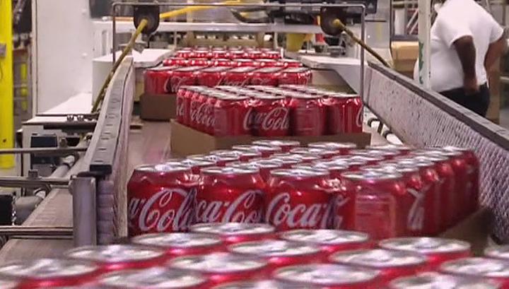 Coca-Cola может потерять 345 миллионов из-за мошенничества