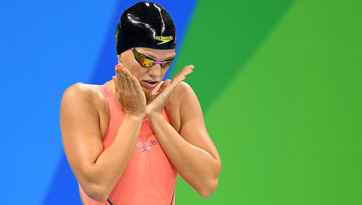 Юлия Ефимова стала чемпионкой России на дистанции 50 метров