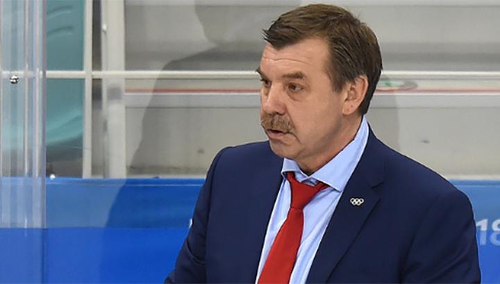 Олег Знарок полетит с командой на молодежный чемпионат мира по хоккею