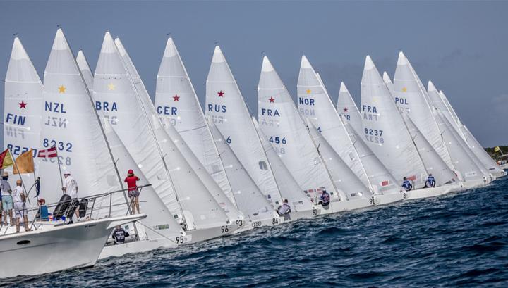 Яхтсмены из России снова выступят в финале Star Sailors League 2018
