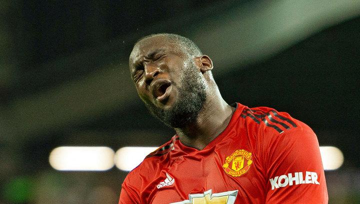 """Лукаку поссорился с Моуринью и хочет уйти из """"Манчестер Юнайтед"""""""