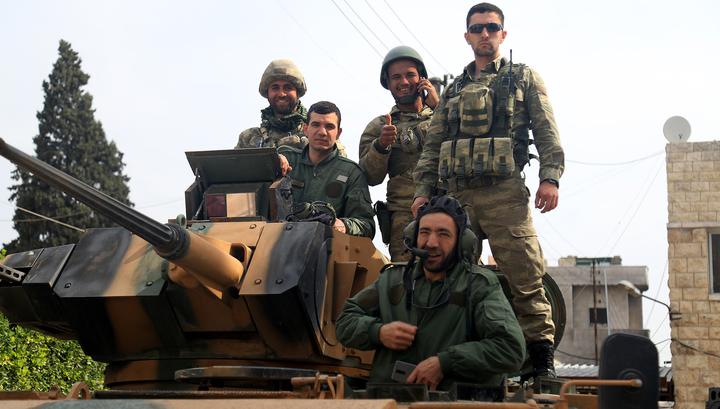 Парламент Турции продлил разрешение на военные операции в Сирии и Ираке