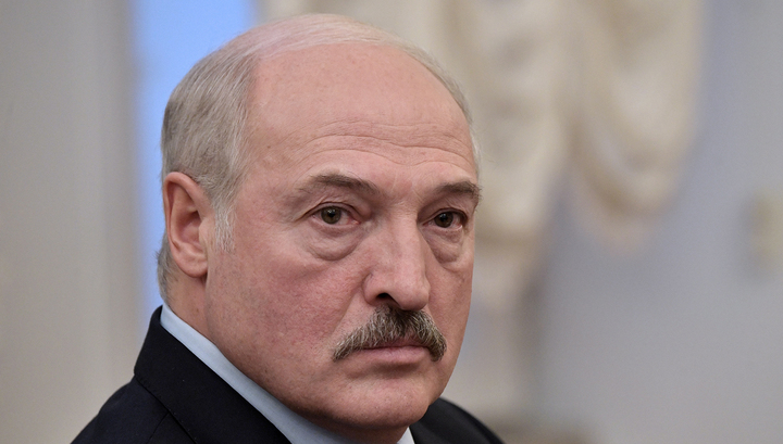 Лукашенко выругался, говоря о России