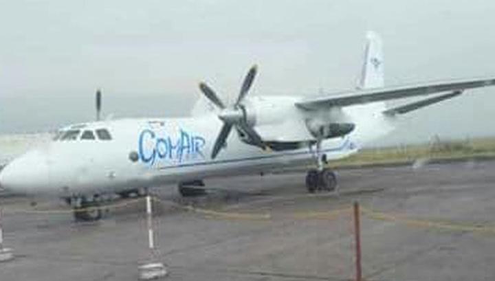Катастрофа Ан-26 в Конго: имена погибших российских пилотов назовут через два дня
