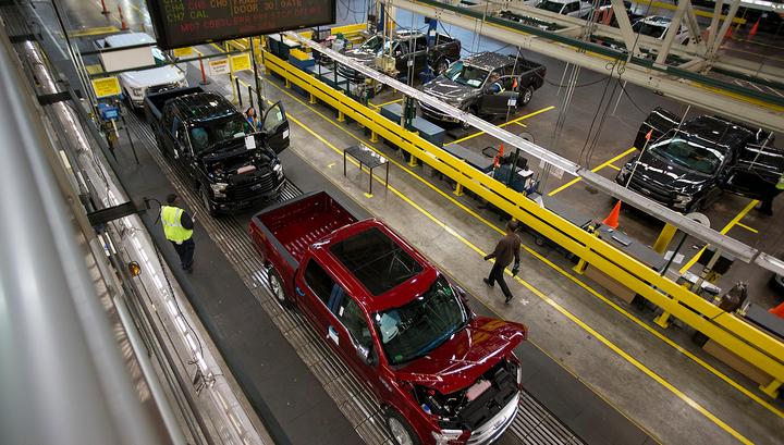 Ford отзывает почти миллион машин из-за проблем с двигателем