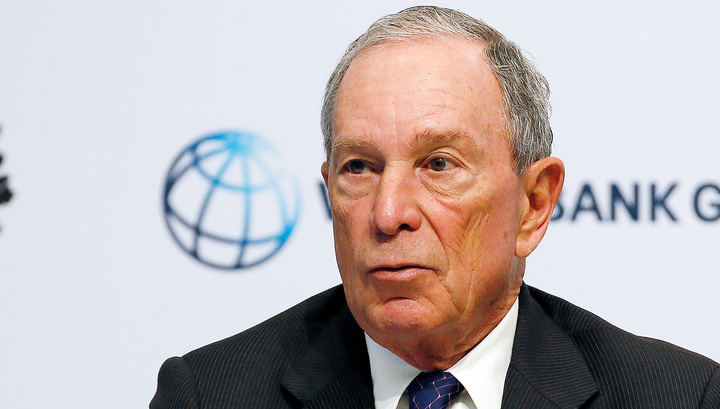 Экс-мэр Нью-Йорка готов потратить на президентскую компанию сотни миллионов долларов