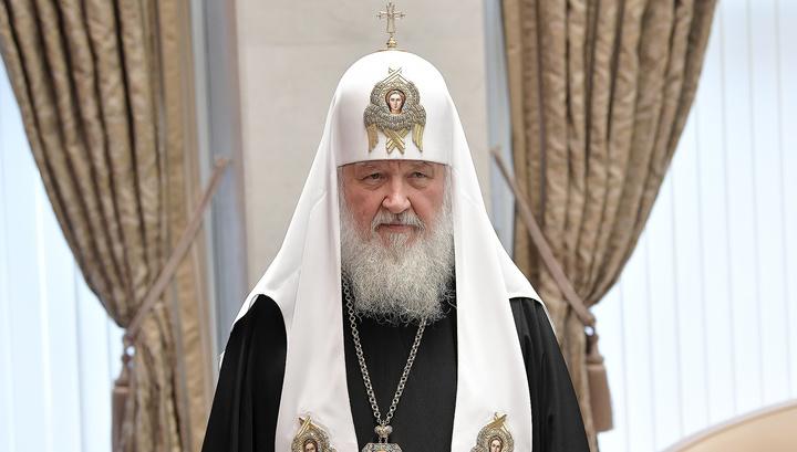 Отступитесь от участия в авантюре! Патриарх Кирилл обратился к патриарху Константинополя