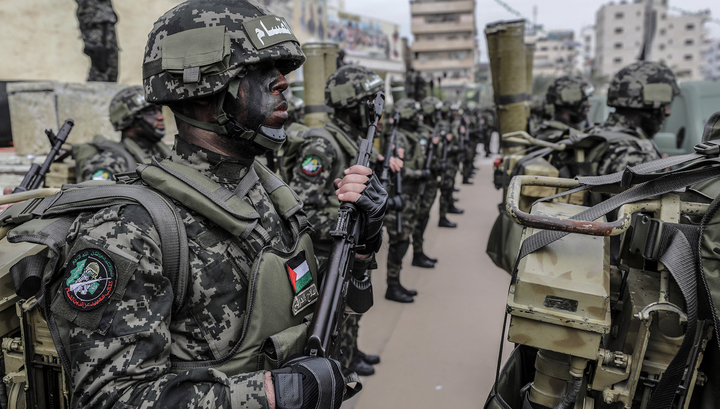 Бандформирования обстреляли из минометов окрестности сирийского города Хама