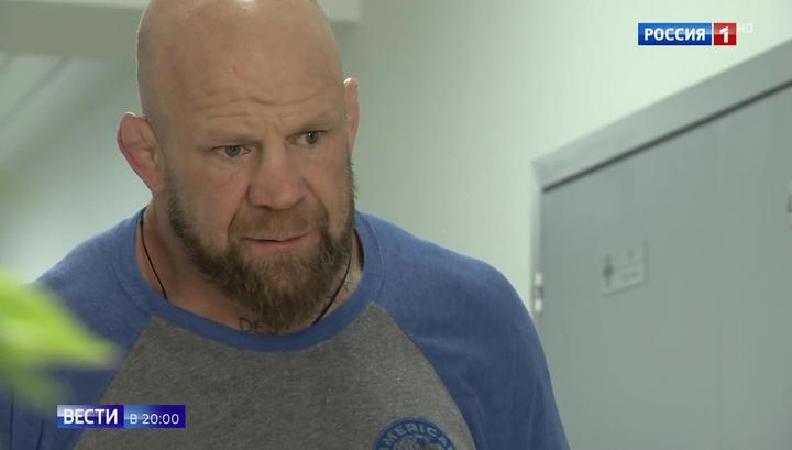 Джеффу Монсону поставили протез тазобедренного сустава в клинике Миасса