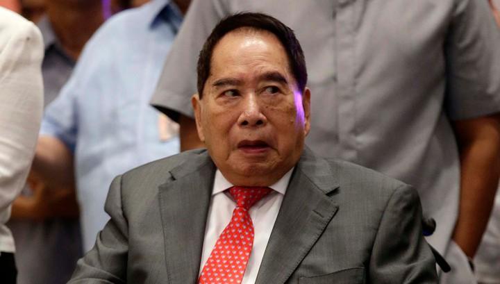 Скончался богатейший человек Филиппин